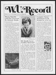 Washington University Record, November 14, 1974