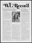 Washington University Record, December 5, 1974