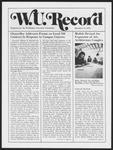 Washington University Record, December 11, 1974