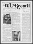Washington University Record, December 19, 1974