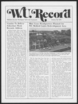 Washington University Record, January 30, 1975
