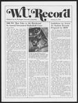 Washington University Record, February 6, 1975