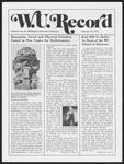 Washington University Record, February 13, 1975
