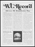 Washington University Record, February 20, 1975
