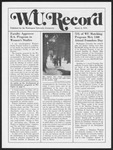 Washington University Record, March 6, 1975
