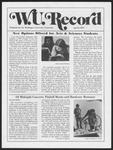 Washington University Record, April 3, 1975