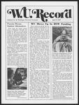 Washington University Record, April 17, 1975
