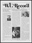 Washington University Record, May 15, 1975