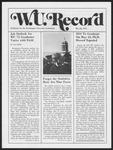 Washington University Record, May 22, 1975