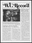 Washington University Record, June 5, 1975