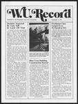 Washington University Record, September 4, 1975
