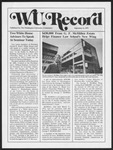 Washington University Record, September 11, 1975
