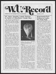 Washington University Record, September 25, 1975