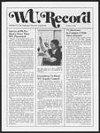 Washington University Record, October 2, 1975
