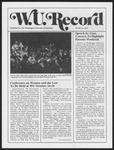 Washington University Record, October 16, 1975
