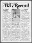 Washington University Record, October 23, 1975