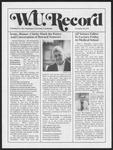Washington University Record, November 20, 1975