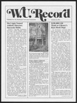 Washington University Record, January 22, 1976
