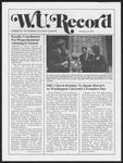 Washington University Record, February 19, 1976