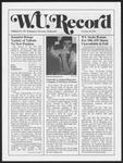 Washington University Record, February 26, 1976