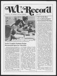 Washington University Record, April 1, 1976