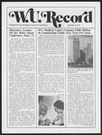 Washington University Record, September 16, 1976