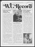 Washington University Record, September 30, 1976
