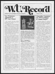 Washington University Record, October 14, 1976