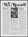 Washington University Record, October 21, 1976