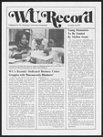 Washington University Record, November 18, 1976
