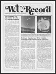 Washington University Record, December 2, 1976