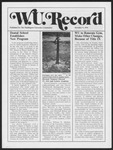 Washington University Record, December 9, 1976