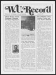 Washington University Record, January 20, 1977