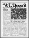 Washington University Record, January 27, 1977