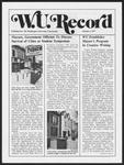 Washington University Record, February 3, 1977