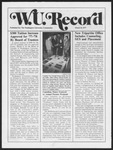 Washington University Record, March 10, 1977