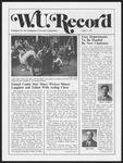 Washington University Record, April 7, 1977