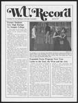 Washington University Record, April 14, 1977