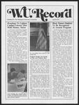 Washington University Record, April 28, 1977