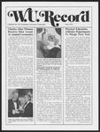 Washington University Record, June 2, 1977