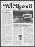 Washington University Record, September 8, 1977