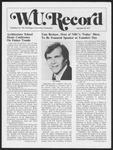 Washington University Record, September 22, 1977
