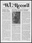 Washington University Record, October 6, 1977