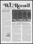 Washington University Record, October 20, 1977