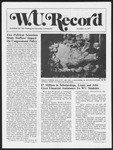 Washington University Record, November 17, 1977