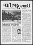 Washington University Record, December 15, 1977