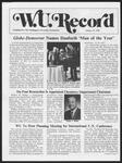 Washington University Record, January 19, 1978