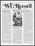 Washington University Record, February 9, 1978