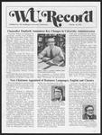 Washington University Record, February 16, 1978