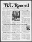 Washington University Record, March 23, 1978